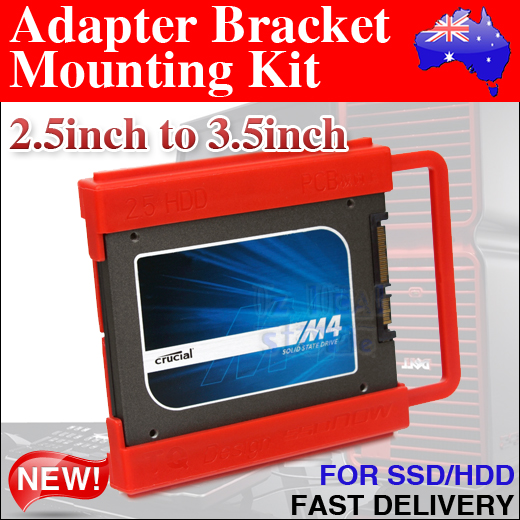 SSD-HDD-Hard-Disk-Drive-Adapter-Bracket-Mounting-Kit-2-5-to-3-5-For-Desktop-PC