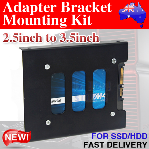 2-5-to-3-5-SSD-HDD-PC-Hard-Disk-Drive-Dock-Adapter-Bracket-Mounting-Kit-Metal