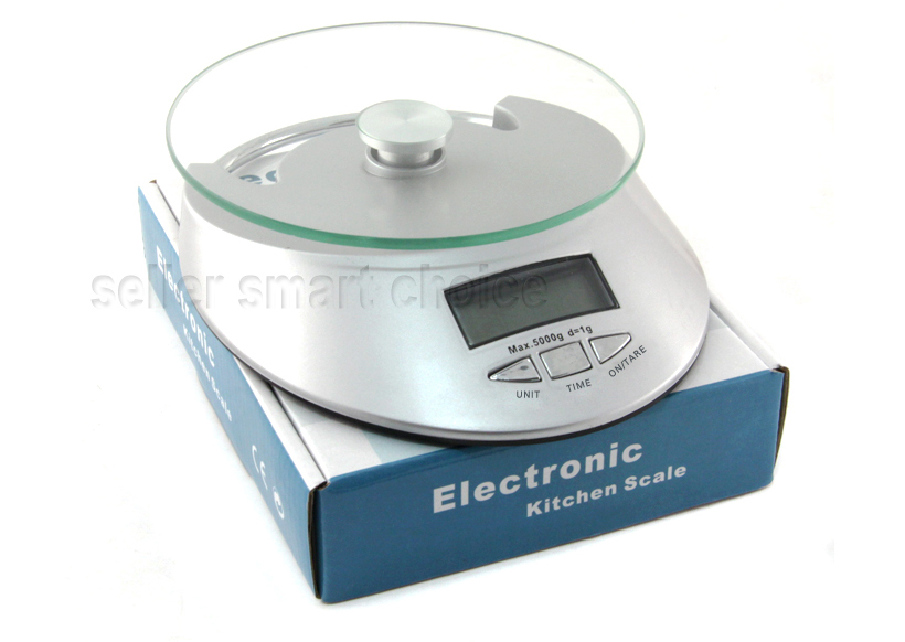 5kg 1g electronic digital kitchen food scale postal scales cooking